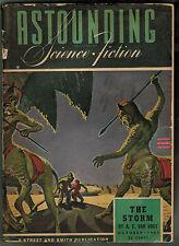 Astounding Science Fiction Pulp Magazine - October 1943