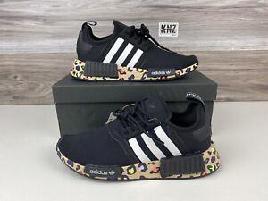 **Women's Adidas NMD_R1 Core Black Cloud White    size 8.5   GZ8024 NWB