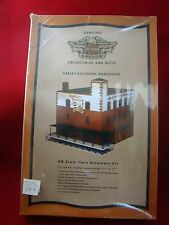 Harley-Davidson- Ho Scale Train Accessory kit - WAREHOUSE - Genuine collectibles