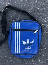 Adidas Originals Festival Crossbody Side Bag Royal Blue Unisex Bag Vintage Purse