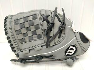 Wilson A500 Siren Fastpitch Softball Glove 12in LHT Graphite/Grey