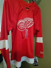 DETROIT RED WING LADIES JERSEY