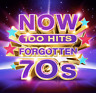 NOW 100 HITS FORGOTTEN 70s Set 5 CD Vintage Music Various Artists Released 2019