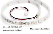 Makeblock LED RGB Strip-Addressable-(1Metre)  Arduino PI Compatible