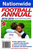 Nationwide Football Annual 2018-2019 - 132nd Edition - News of the World book