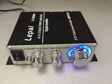 Lepai Digital Amplifier LP-2020A + Tripath TA2020-020 Black / Boxed