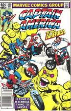 Captain America Comic Book #269 Marvel Comics 1982 Near Mint