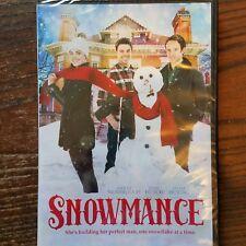Snowmance DVD Christmas Romance Movie New