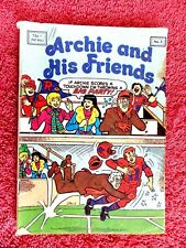 ARCHIE  AND  HIS  FRIENDS  POCKET SIZE  MAGAZINE  No.5   50 PAGES