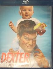 Dexter: The Fourth Season (Blu-ray Disc, 2010, 3-Disc Set)