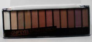 Rimmel London Magnif'Eyes Shadow Palette Blush, Colour, Spice, or Crimson