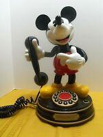 DISNEY MICKEY MOUSE ANIMATED TALKING TELEPHONE TELEMANIA