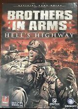 Brothers in Arms: Hell's Highway - Prima Official Game Guide PS3, Xbox 360 & PC
