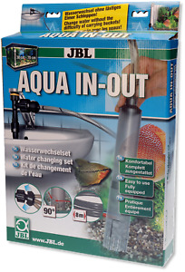 JBL Aqua In Out Complete Set Water Changing system kit connect tap cleaner