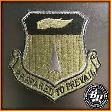 36TH WING PACAF SUBDUED PATCH, WORN BY 37TH EXPEDITIONARY BOMB SQUADRON B1-B