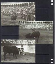 Postales Sevilla Corrida de Toros edición facsímil para 1992 (DQ-11)