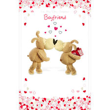 Boofle Boyfriend Happy Birthday Greeting Card Cute Range Greetings Cards