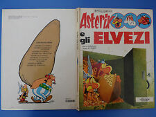 Asterix e gli Elvezi - Albi di Asterix n.10 Aprile 1985