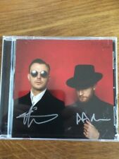 HURTS  - DESIRE / hand signed/autographed cd album - NEW!!