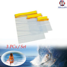 bf8928785865 Waterproof Dry Bags For Camera Mobile Phone Pouch Backpack Kayak Military S  M L
