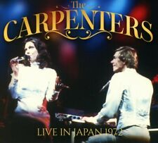 THE CARPENTERS - LIVE IN JAPAN 1972   CD NEU