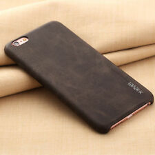 Handyhülle Leder iPhone Samsung Galaxy S9 Schutz Back Cover Tasche Case Etui