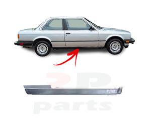 Für BMW 3 E30 Coupe 1982-1994 Neu Voller Stahl Schweller Schutz Für Schweißen