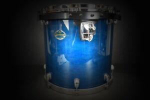 "16"" x15"" Tama Starclassic Maple Tom Floortom Standtom —Coral Reef Blue —NEU OVP!"
