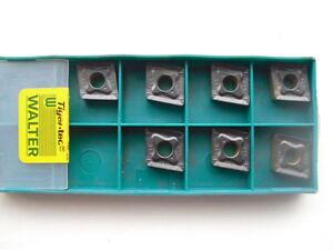 7 Walter carbide inserts CNMM160612-NR8 WPP30 (CNMM 160612 16 06 12 CNMM543 cnmg