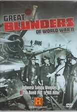 Great Blunders of World War II:Japanese Suicide Weapons & Bomb plot kill Hitler
