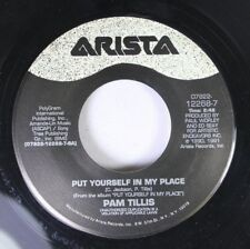 Country 45 Pam Tillis - Put Yourself In My Place / I'Ve Seen Enough To Know On A