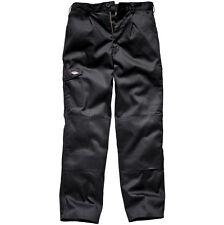 Pantalon de travail Dickies Red Hawk Boutons Super trs Noir Wd884 38