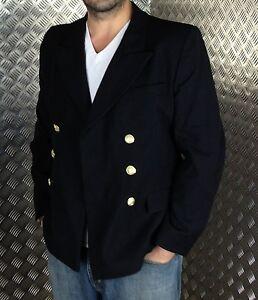 Mens Vintage Retro Military Officers Tunic, Jacket, Blazer All Sizes - Brand New