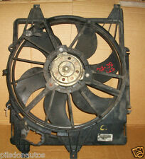 RENAULT CLIO 1998-2005 PETROL RADIATOR FAN WITH COWLING 6 BLADES AIRCON
