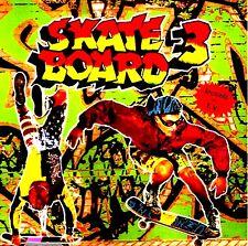 LPx2 - Skate Board 3 - Various (DANCE COMPILATION) NUEVO *SPANISH PRESS.1981 NEW