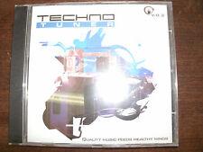 TECHNO TUNER V.O.2  compil CD