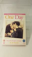 One Day DVD NEW sealed HATHAWAY Sturgess