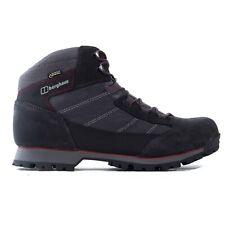 Berghaus Hillwalker GTX Mens Outdoor Walking Hiking Trekking Shoe Boot Black