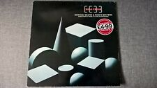 CHINA CRISIS - DIFFICULT SHAPES & PASSIVE RHYTHMS .     LP.