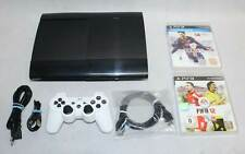 PS3 Konsole Playstation 3 superslim Spielekonsole 500 GB CECH-4004C mit Fifa Pak