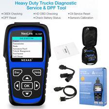 Heavy Duty Truck Scanner Desiel DPF Oil OBD2 Car Diagnostic Tool Kit NL102 PLUS