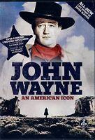 New  2DVD SET - John Wayne: An American Icon - BIOGRAPHY + HIS PRIVATE SCRETARY