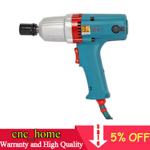 220V Electric Impact Wrench Socket Wrench Jackhammer Air Wrench 330W 2200RPM