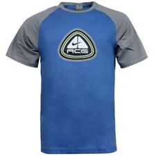 Camisas y camisetas de niño de 2 a 16 años azul Nike