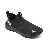 Puma Women's Prowl Slip-on Casual Sneakers Black