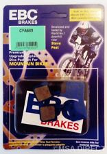 MAGURA MT5/MT7 ( de una sola pieza Almohadilla) EBC Resina Bicicleta de montaña