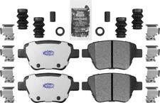 Disc Brake Pad Set-Metallic Disc Brake Pad Rear Magneti Marelli 1AMV201456