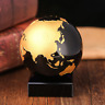 Crystal Globe Ball Sphere Stained Glass Earth Miniature Healing Gemstone Natural