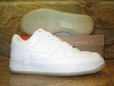 2003 Nike Air Force 1 Low Premium SZ 8.5 year of the Goat YOTG Orange 306146-141