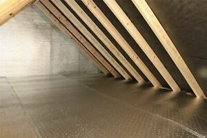 Easy Fit Loft Insulation No Draughts Saves 40% Energy Costs Quick Payback